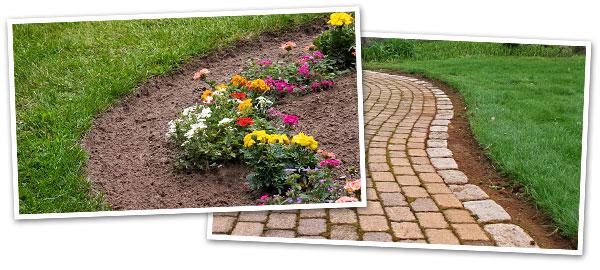 Saubere Rasenkanten ohne Rasenkantenstecher