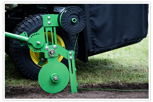 Zusatz RasenkantenProfi: Sauberer als ein Rasenkantenstecher